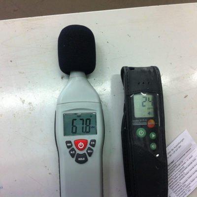 Katalysator-Prüfung BG Bau