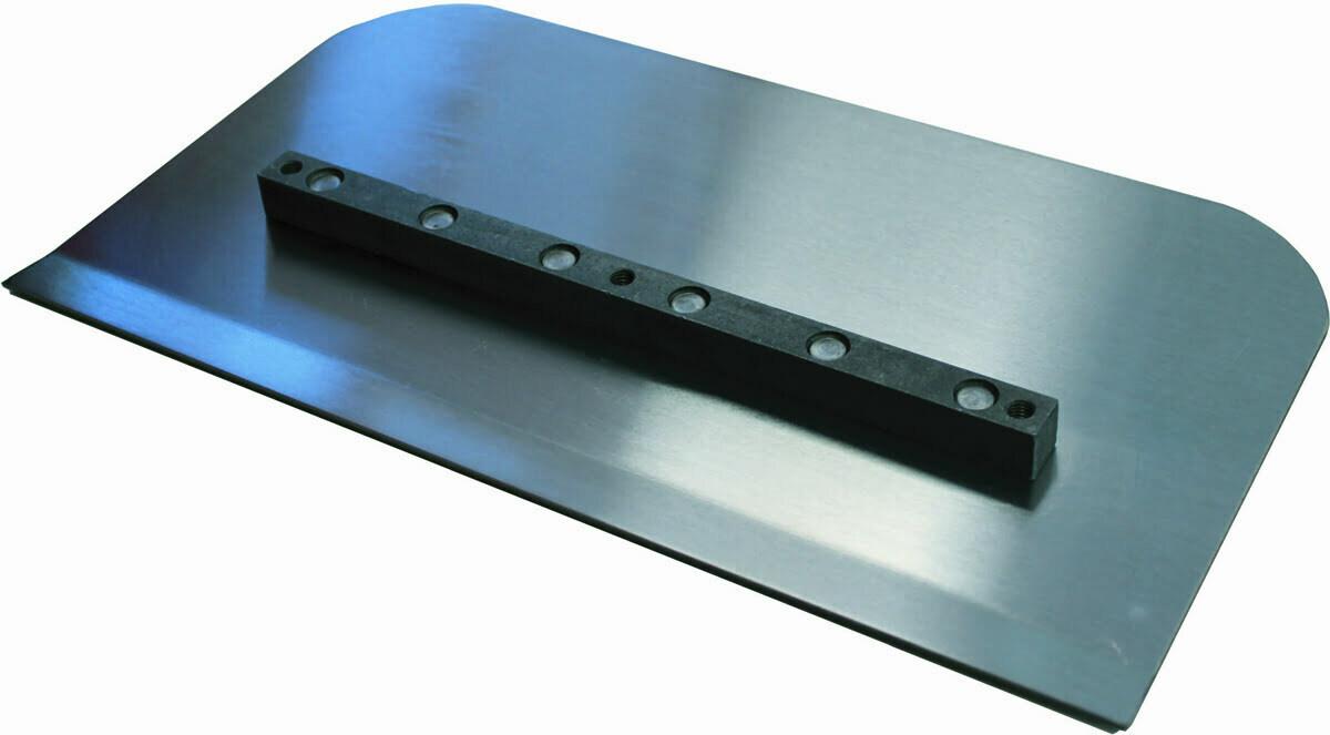 Kombiflügel für Betonglättmaschine, einseitig